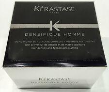 Kerastase Densifique Homme Density Activator Coffret Men Thinning Hair 30 x 6 ml