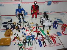 POWER RANGERS LOT HUGE 2000s