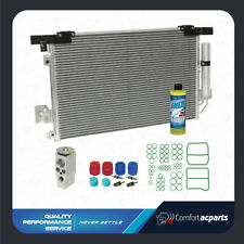 New A/C Condenser Kit Fits: 2008 2009 2010 Mitsubishi Lancer L4 2.0L Non Turbo