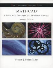 MathCad: A Tool for Engineering Problem Solving   (B.E.S.T. Series) by Pritchar