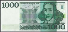 Netherlands • 1000 gulden 1972 • Spinoza • Pick 94a • aUNC