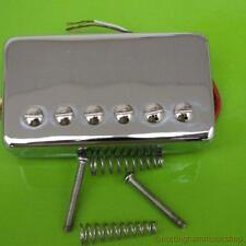 CHROME HUMBUCKER ELECTRIC GUITAR PICKUP HUMBUCKING NEW