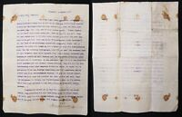 Colonie/Impero/Tsingtao Libro da Ascoltare Briefwechsel E Geldanweisungen