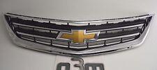 2014-2015 Chevrolet Impala LT Front Chrome Grille w/ Bow Tie Emblem new OEM