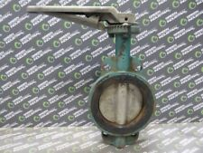 """USED Center Line 06R1644D 6"""" Series 800 Butterfly Valve"""