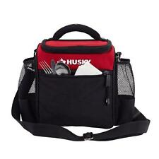 NEW Husky 9 in. Hot/Cold Insulated Work Travel Lunch Box Cooler Water Resistant