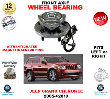 FOR JEEP GRAND CHEROKEE FRONT WHEEL BEARING 2005->2010 HUB ASSEMBLY OE QUALITY