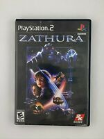 Zathura - Playstation 2 PS2 Game - Complete & Tested