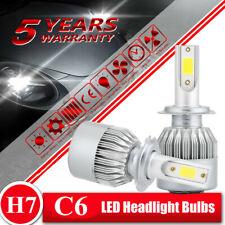 New listing Pair H7 Led Headlight Kit 1800W 29500Lm High-Low Beam Bulb Cree 6500K Lamp White