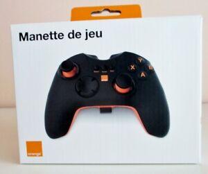Manette gamer sans fil NACON Orange