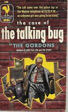 THE CASE OF THE TALKING BUG  by The Gordons