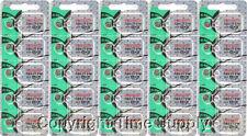 Maxell 364 SR621SW SR621 28034 LR621 AG1 Battery 0% MERCURY ( 25 PC )
