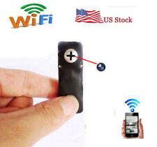 wireless spy Internet WIFI IP DIY screw hidden pinhole camera DVR video recorder