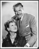 ~ One Man's Family Original 1950s NBC Promo Photo Early TV Soap Opera