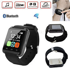 Bluetooth Smart Wrist Watch For Android Samsung Galaxy S9 S8 Huawei Nova P20 P9