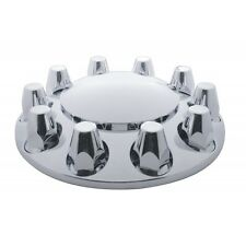 Front Axle Dome Cover Set (NEW) 33 mm Thread-On