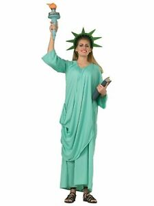 Rubie's Statue of Liberty Costume SZ One Size**NWT