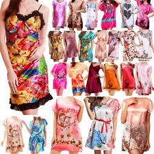Sexy Women Sleepwear Nightgown Lingerie Lace Nightwear Babydoll Chemise Robes US