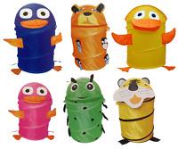 Spielzeugbox Aufbewahrungsbox Spielzeugtruhe Aufbewahrungstonne in 8 Design