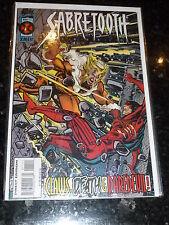 SABRETOOTH - No 11 - Date 03/1995 - MARVEL Comics