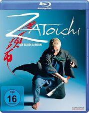 ZATOICHI, DER BLINDE SAMURAI (Blu-ray Disc) NEU+OVP