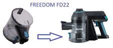 Serbatoio Polvere per Aspirapolvere HOOVER Ricambi Contenitore Freedom FD22