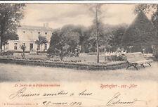 ROCHEFORT-SUR-MER le jardin de la préfecture maritime éd villatte écrite