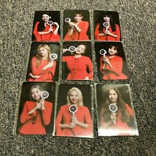 TWICE CANDY BONG Z 2019 Official Photocard