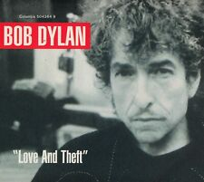 Bob Dylan - Love And Theft [Ltd Edition 2xCD Album]