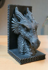 Gothic Dragon Bookends Drache Buchstützen Set ca. 14cm
