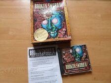 Broken Sword II: The Smoking Mirror **Revolution**  --PC Big Box Complete --