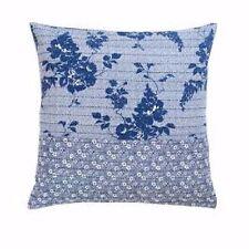 IKEA Hemtrakt Cushion Cover 50x50 Blue/flower
