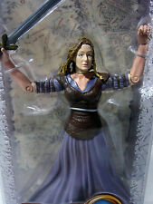 The Lord Of The Rings EOWYN WITH SWORD SLASHING ACTION TTT LOTR NEW