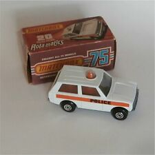 Matchbox Superfast 20 Police Patrol with Original Box