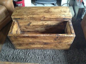 Le Grand Carnac Coffee table/chest/Ottoman