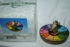 Charming Tails, Fitz and Floyd, figurine, Let's Play, Mib