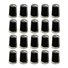 20PCS Black EQ Rotary Knob DAA1176 DAA1305 BLACK For Pioneer DJM800 900 2000 NXS