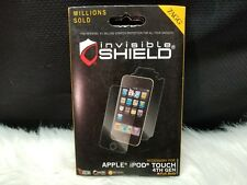 Zagg Invisible Shield for iPod Touch 4th Gen - Buy ONE Get ONE Free!