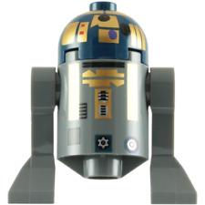 Lego R8-B7 7868 Astromech Droid Clone Wars Star Wars Minifigure