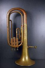 Tuba ténor euphonium Jérôme Thibouville LAMY instrument saxhorn music c1900