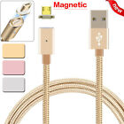 2.4 A Micro USB Charging Cable Magnetic Adapter Charger for Android Samsung LOT