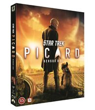 Star Trek Picard Season One Blu Ray + slipcover included
