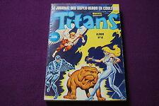 TITANS - Marvel Lug - Le Journal des Super-Héros Album N° 18 (52-53-54) - 1983