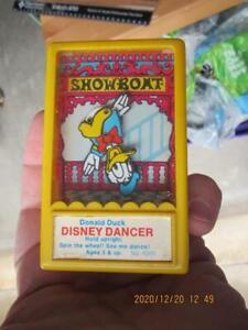 Donald Duck Disney Dancer Walt Disney Products Vintage Toy (2020L5)