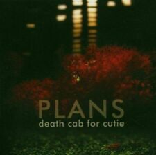 Death Cab For Cutie - Plans NEW CD