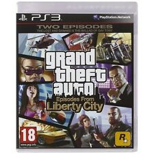 GIOCO PS3 GRAND THEFT AUTO EPISODES FROM LIBERTY CITY 5026555403849