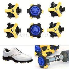 14Pcs Cleat Fast Twist Tri-Lok Screw Studs Stinger Golf Shoe Spikes Replacement