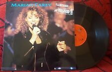 "MARIAH CAREY ** I'll Be There ** VERY RARE 1992 Spain 12"" Single UNPLUGGED"