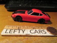 JADA DUB CITY 1972 Red DATSUN 240Z w/Black Hood SCALE 1/64 - LOOSE! NEAR MINT