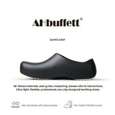AHBUFFETT Unisex Kitchen Chef Slip Resistant Shoes in Kitchen